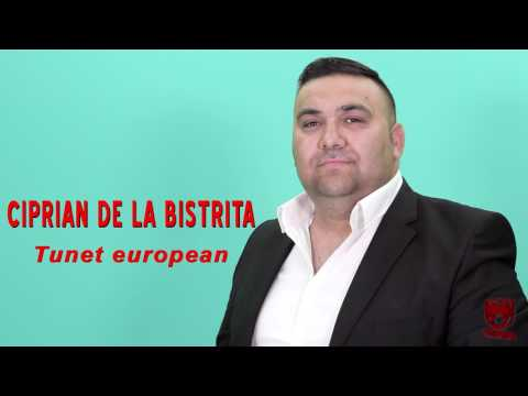 Ciprian de la Bistrita - Tunet european