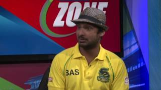 Brian Lara v Sachin Tendulkar   Sangakkara Interview   SportsMax Zone
