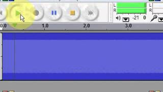 Making A BLEEP sound in Audacity, and using it in Sony Vegas
