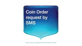 SMS Coin order