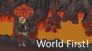 World First Inferno! (Runescape)