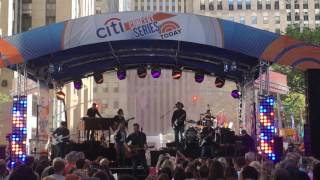 Blake Shelton She's Got a Way with Words LIVE on @Today Show August 2016