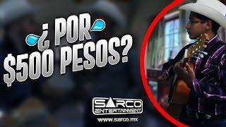 #Comedia #Mexicana #Comedia #VideoDeRisa Por $500 pesos   Sarco Entertainment