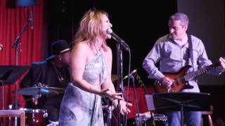 Shoshana Bean -  Runaway Train LIVE at Catalina Jazz Club
