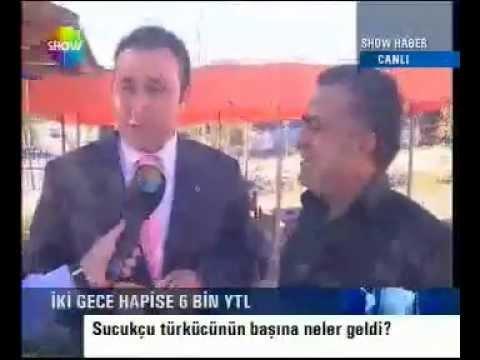 CEZA AVUKATI ZEKİ BULGAN-ShowTv - Anahaber-Pardon Dediler -ÜNLÜ SANATÇI YANLIŞLIKLA   YATTI