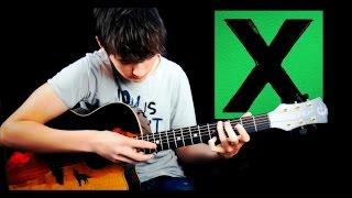 Ed Sheeran - Bloodstream [X] Fingerstyle Guitar Cover by Eddie van der Meer