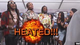 WTF?!!! MIGOS JUMPED CHRIS BROWN & JOE BUDDEN AT BET AWARDS!!!