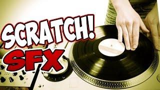 Scratch SFX #55 | Disco Rayado DJ Efecto De Sonido | Free Sounds