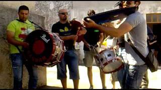 Bujos - Maio de 2011 - Dia da Aldeia com o grupo de gaiteiros TOKANDAR dos Bujos  (video3)
