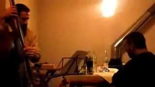 Falando De Amor - Tom Jobim, Roberto Mazzoli con Claudio Mangialardi.