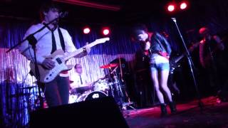Superbus - Whisper LIVE HD (2013) The Satellite Los Angeles