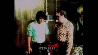 Elvis Sings Unchained Melody for the first time