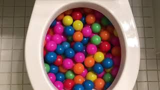 Will it Flush? - Kids Mini Play Balls