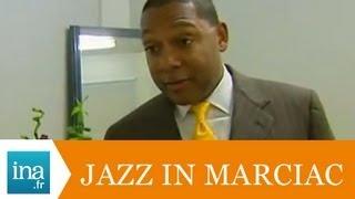Wynton Marsalis et Herlin Riley à Jazz In Marciac - Archive vidéo INA