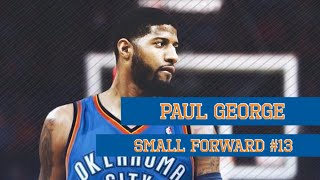 "Paul George Thunder Highlight Mix - ""Horses"" HD (feat. Kodak Black, A boogie and more)"