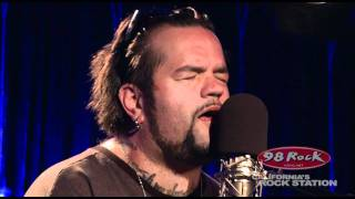 "Saliva ""Always"" live at 98 Rock California's Rock Station"