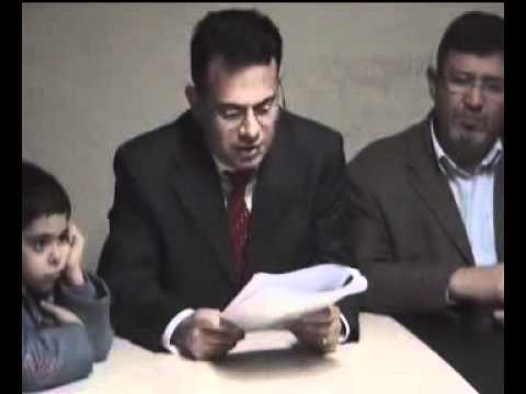 CHP Tekirdağ Milletvekili Aday Adaylığı 2011 - Basın Açıklaması