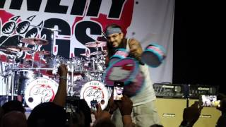 The Winery Dogs-Mike Portnoy hello kitty solo