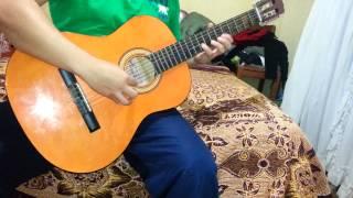 Axel F Crazy Frog Popcorn Guitarra