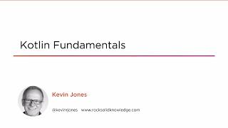 Course Preview: Kotlin Fundamentals