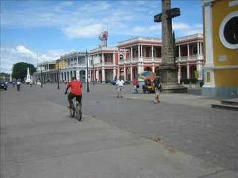 GRANADA LA GRAN SULTANA, MI LINDA NICARAGUA