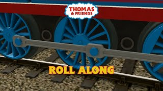 Roll Along | Trainz Music Video