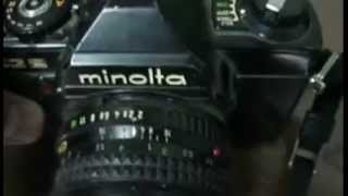 O Rei do Som - Máquina Fotográfica Minolta XG2