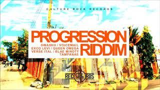 Swashii - Progress [Progression Riddim prod. by Culture Rock Records 2018]