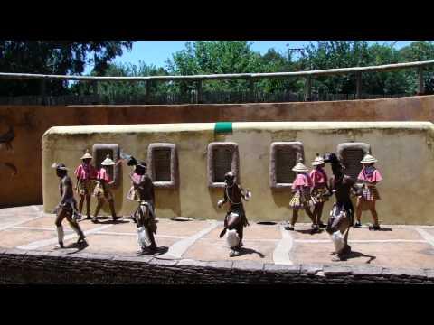 Zulu Dance @ Gold Reef City
