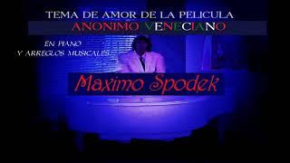MAXIMO SPODEK, ANONIMO VENECIANO