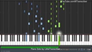 Owl City & Carly Rae Jepsen - Good Time (Piano Cover) by LittleTranscriber