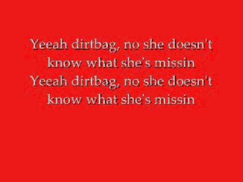 Wheatus- Teenage Dirtbag Lyrics Chords - Chordify