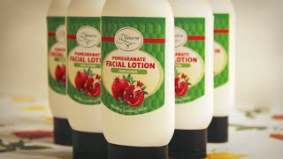 Tutorial Video - Pomegranate Facial Lotion