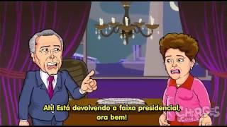 Dilma canta infiel pro teme