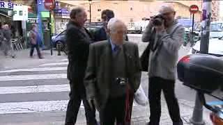 Cumple 100 años el único testigo gráfico de la muerte de Manolete