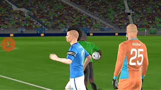 ZONY FC vs NAPOLI IN DREAME LEAGUE 18       4-0