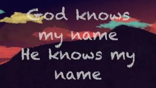 I Am Not Forgotten- Israel Houghton (Lyrics)