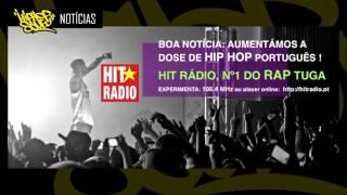 Hit Rádio, Nº1 do Rap Tuga   HHSE Notícias