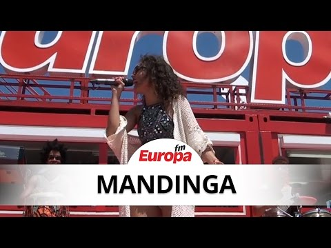Mandinga - Hello LIVE pe Plaja Europa FM