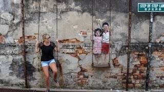 Penang & Georgetown Malaysia Travel Guide, Little India, Penang Hill, Street Art, Clan Jetties