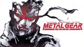 Metal Gear Solid OST: The Best Is Yet To Come