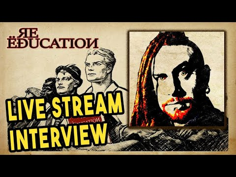 Communication: Theory and Praxis [ Live Stream Interview with RE-EDUCATION ]