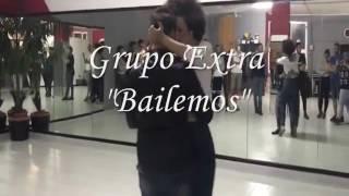 Rafaelito y Monica  - BACHATA ( Grupo Extra 🎙Bailemos )