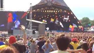 De La Soul - Glastonbury 2014 - Security 242 - Full Video