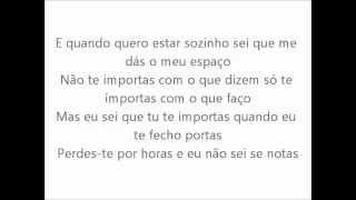 Spoone Ft. Barbosa & Dmaziado - Sei que tenho errado - Letra