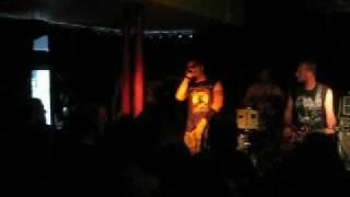 Diablo blvd feat Alex Agnew VIRUS (LIVE)