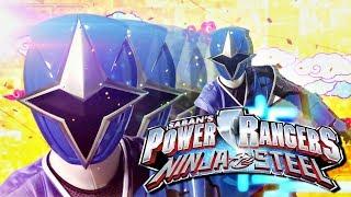 EU SOU UM POWER RANGER - Power Rangers Ninja Steel