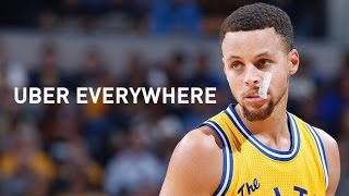 MadeinTYO - Uber Everywhere | Curry vs Thunder Game 7 | 2016 NBA Playoffs