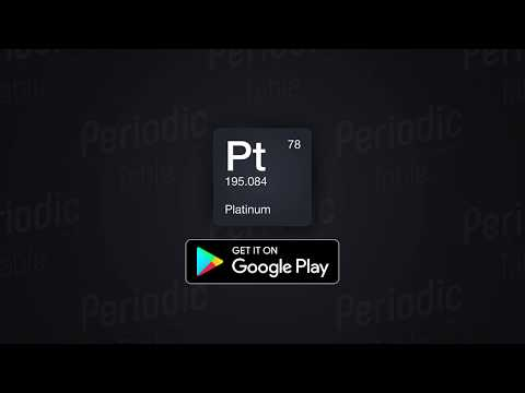 Periodic table 2018 pro 0154 download apk for android aptoide periodic table 2018 pro video urtaz Choice Image