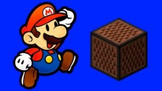 ♫ Super Mario Bros Song ♪ - Minecraft / Note Blocks [HD]